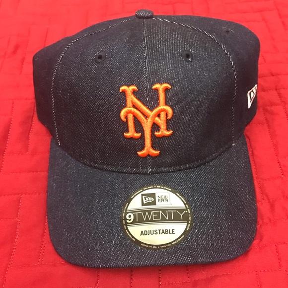 super popular d3d69 de91d New Era Caps X Levi s New York Mets Denim Cap OSFA